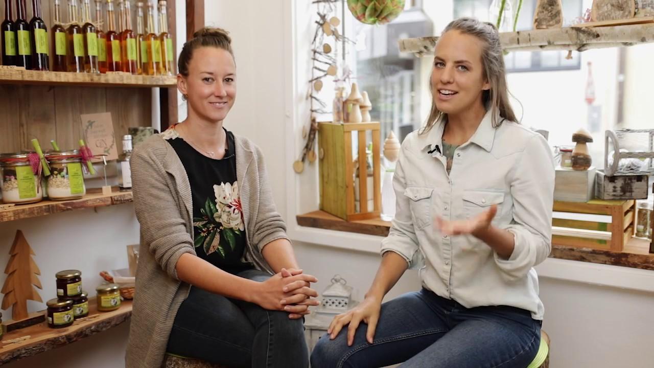 Wildkräuter verarbeiten - Interview mit Claudia Huber von Naturgspür