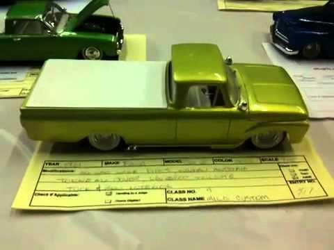 Heartland Nationals Model Car Contest Kc Mo 3 Youtube
