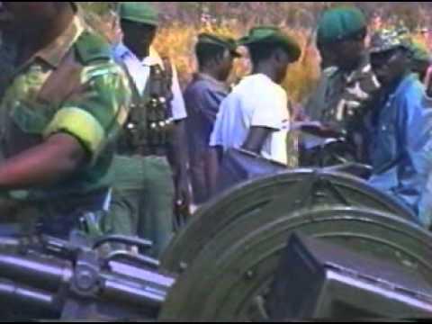 ANGOLA - Uma missão de Paz - 1997
