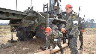 Інженерні війська - інтелектуальтий авангард  Українського війська