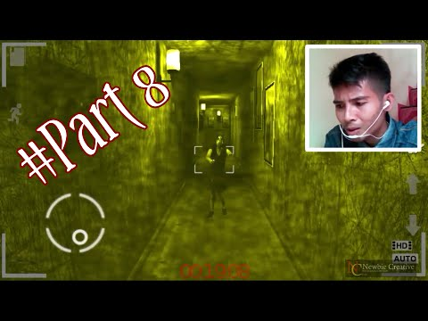 Mental Hospital IV Android Walkthrough Part 8 (Horror Game)