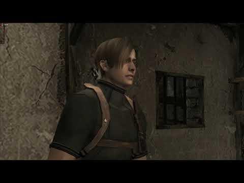 Прохождение Resident Evil 4 #4 Эшли