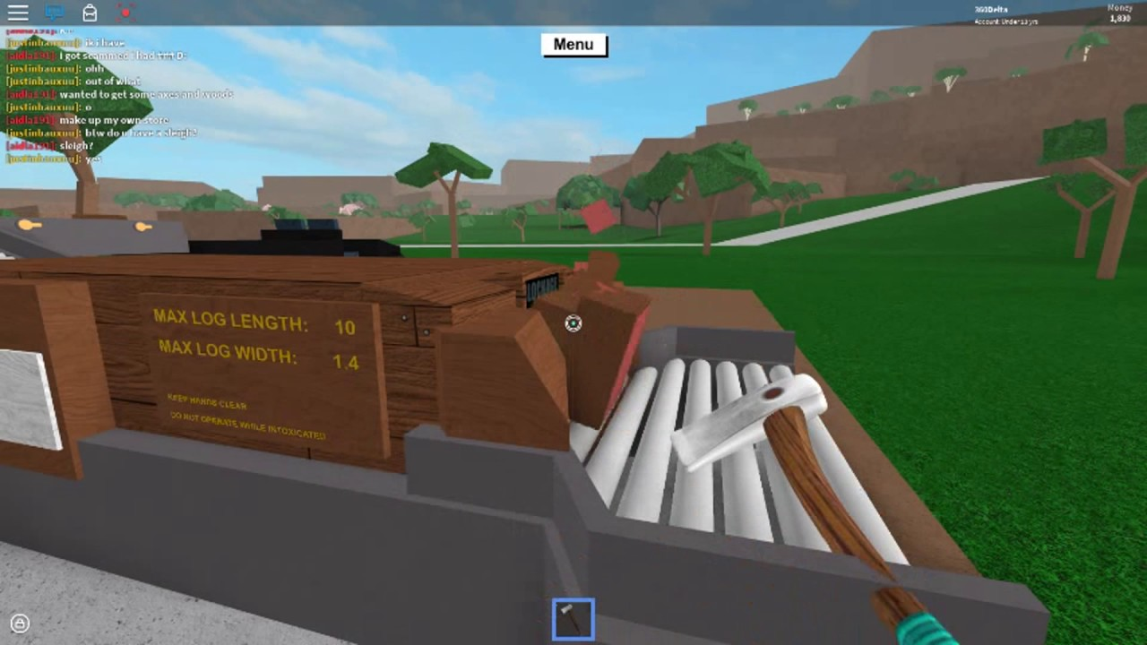 Lumber Tycoon 2 Trailer And Truck Wood Glitch The Grind