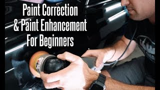 Paint Correction and Polishing for Beginners!