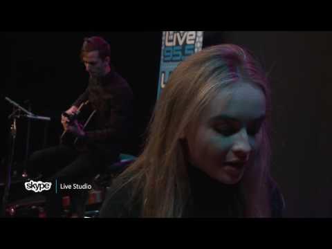 Sabrina Carpenter - Shadows (LIVE 95.5)