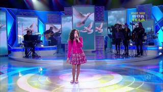 MICHELY MANUELY - O seu amor /  You raise me up  -  HD Talents Kids - Brazilian Gospel Music