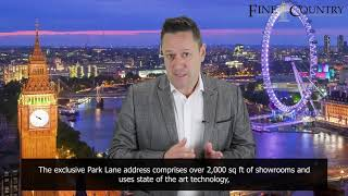 Property Exhibition, Park Lane, London - Fine & Country Rugby
