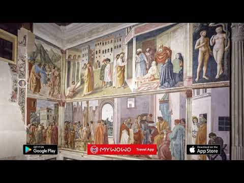 Часовня Бранкаччи – Введение – Флоренция – Аудиогид – MyWoWo  Travel App