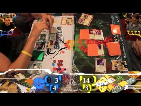 Netrunner LCG - Tulsa Regional 2014 - Game 14