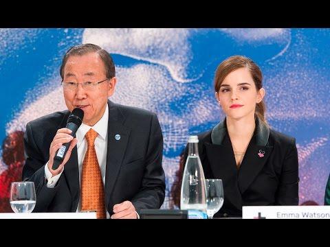 Ban Ki-moon - A champion for gender equality