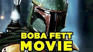 Star Wars BOBA FETT MOVIE Update! #NerdTalk