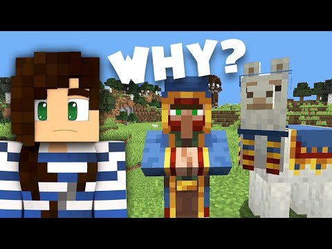 Are These The Most Useless New Mobs In Minecraft?