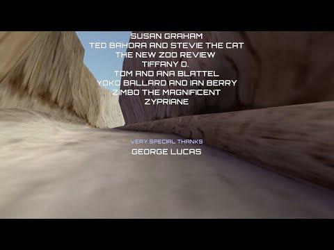 Star Wars: Episode I Racer Credits [1080 HD] |