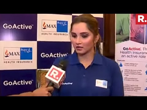 No Question Of Retiring Now Says, Sania Mirza | Exclusive Interview