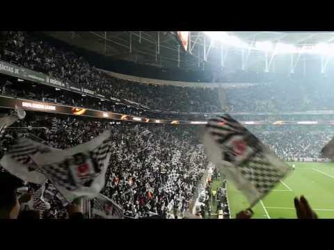 Beşiktaş - Olympique Lyon Hakan Peker Gel Benim Ol Sözlerim  Ol