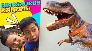 Praya Dikejar Dinosaurus Kelaparan