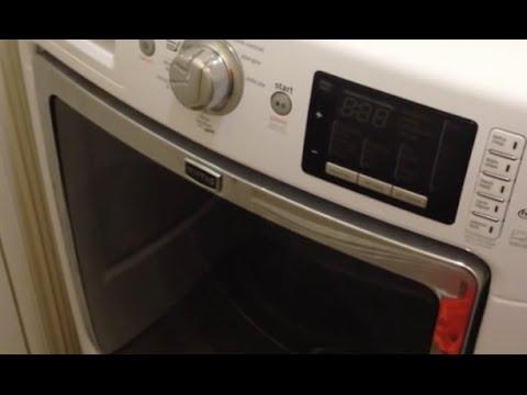 Maytag Whirlpool Washer Repair Drain Pump Error N