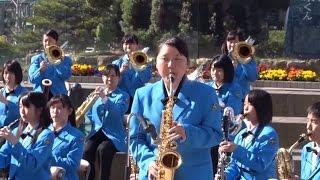 北条高校  「宝島」第28回全日本高等学校選抜吹奏楽大会