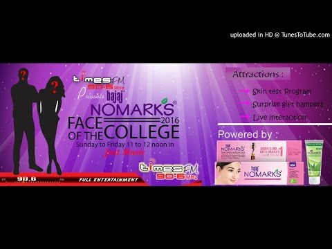 Bajaj Nomarks Face of The College - Columbus College
