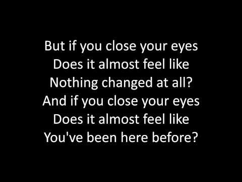 Timeflies - Pompeii Lyrics