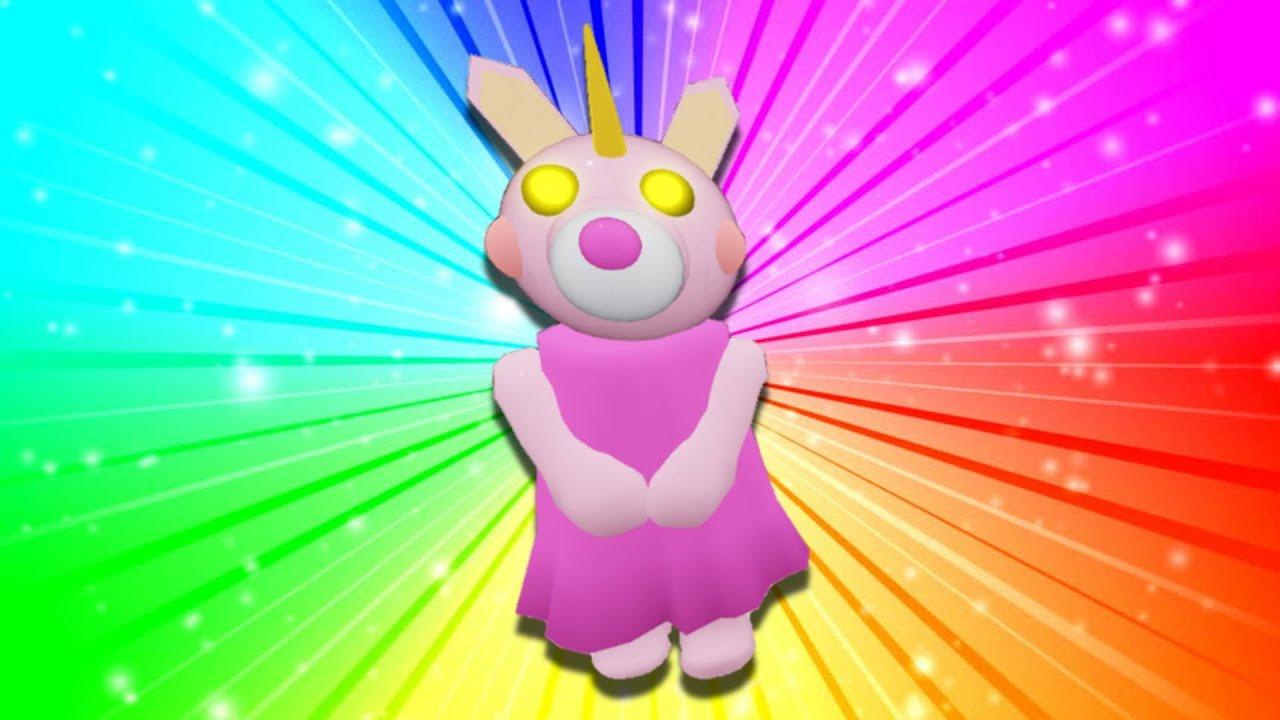 Unicorn Showcase Movements Jumpscare Piggy Custom Characters