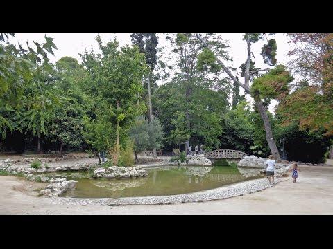 National Garden (Park) in Athens, Greece - Національний сад в Афінах, Греція