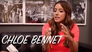 Chloe Bennet Interview