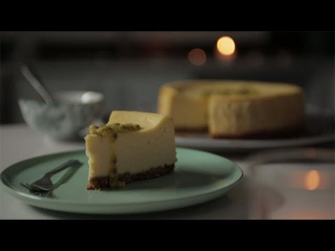 Dan Lepard's Australian Baking Bible: Cheesecake