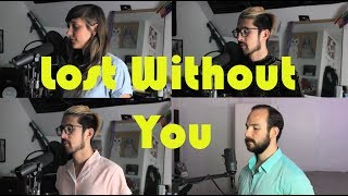 Lost Without You - Feat. Meg Contini and Evan Sanders - Original SATB A Cappella Arrangement