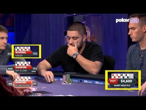 Shortdeck PLO | Poker After Dark