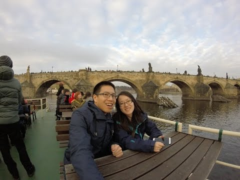 Prague and Dresden Holiday Trip - GoPro Hero