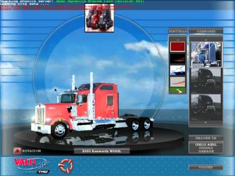 Steel 18 wheels download play game of and haulin