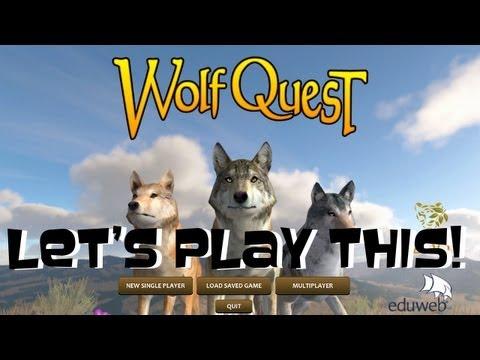 скачать игру Wolfquest и Wolfquest Survival Of The Pack - фото 7