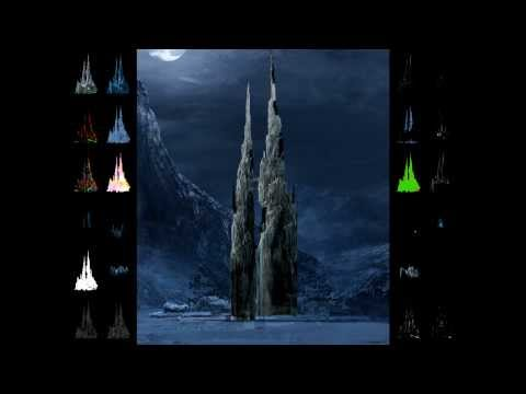 The Chronicles of Narnia: The Lion, The Witch and The Wardrobe - Witches Castle Exterior Shot Build