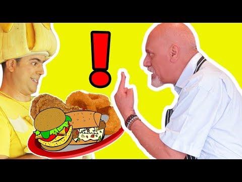 فوزي موزي وتوتي – فوزي النادل   –  fozi the waiter