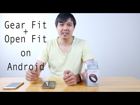 Gear Fit Review Open Fit On Android