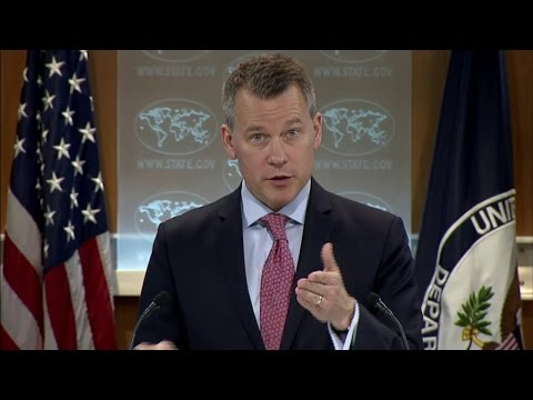 Daily Press Briefing - May 1, 2015