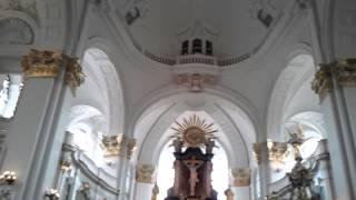 St  Michaels Church Hamburg Ger