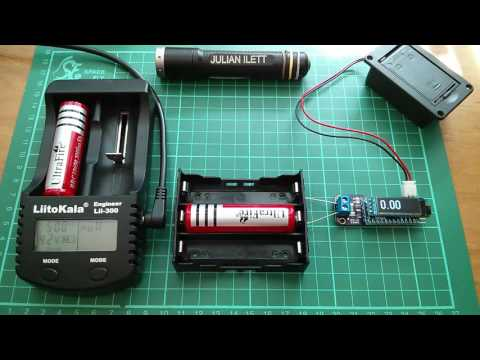 Fully Charged 18650 Lithium Cell in Parallel with Discharged Cell