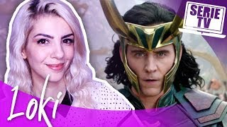 LOKI (la serie tv) e Tom Hiddleston | Cosa mi aspetto