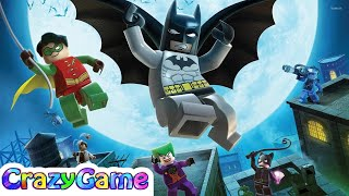 Die LEGO-Batman-Film Voller Videospiel - LEGO-Movie-Cartoon für Kinder