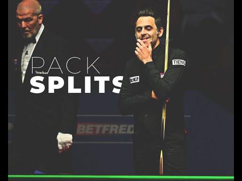 When Snooker Pack-Splits Go REALLY Well