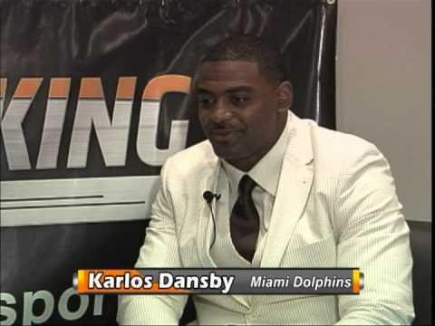 Former Auburn Tigers Karlos Dansby and Kodi Burns talk football