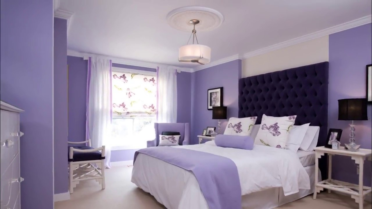 Bedroom color combination india - Two colour combination for bedroom walls ...