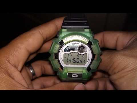 Casio G Shock Dw 9500 Simple Custom