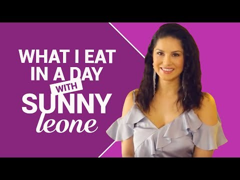 What I eat in a day with Sunny Leone | Lifestyle | Pinkvilla | Bollywood | S01E01