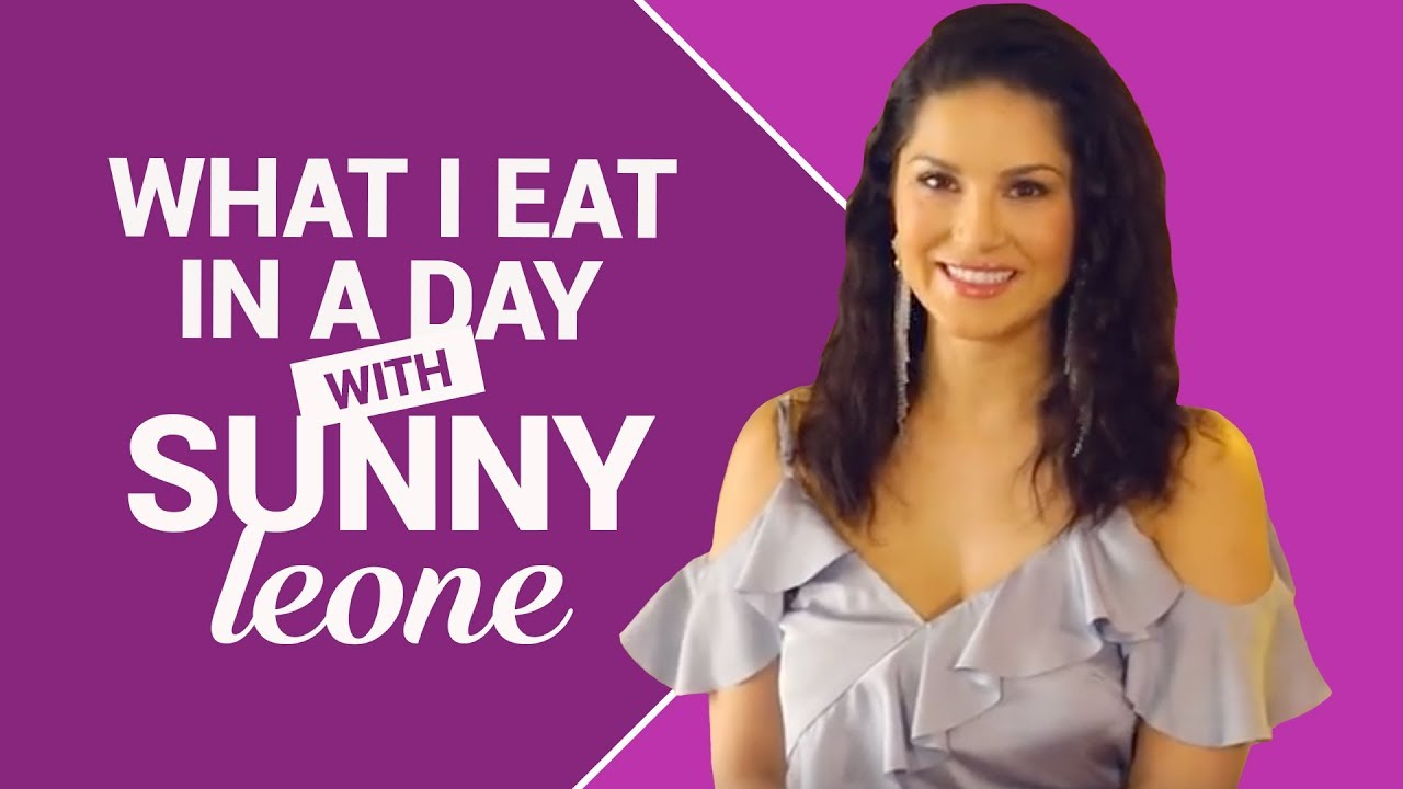 Sunny Leone: What I eat in a day | Lifestyle | Pinkvilla | Bollywood | S01E01