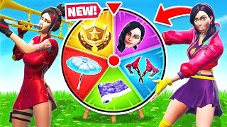 SEASON 9 Battle Pass SPIN The WHEEL -NOUVEAU Mode de jeu dans Fortnite Battle Royale