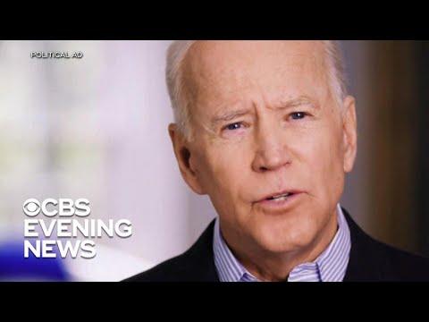 "Joe Biden calls Trump's presidency a ""threat"" to the nation"