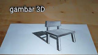 840+ Gambar Kursi 3 Dimensi HD